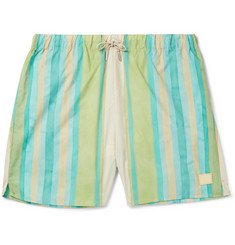Acne Studios - Perry Mid-Length Striped Swim Shorts