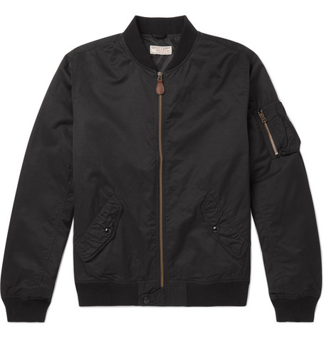 Shell Bomber Jacket by J.Crew