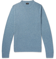 J.Crew - Wool-Blend Sweater