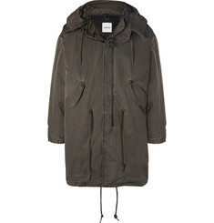 Aspesi Shell Hooded Parka
