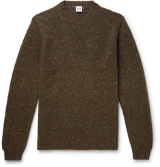 Aspesi Donegal Wool Sweater