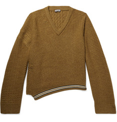 Lanvin - Oversized Wool and Alpaca-Blend Sweater