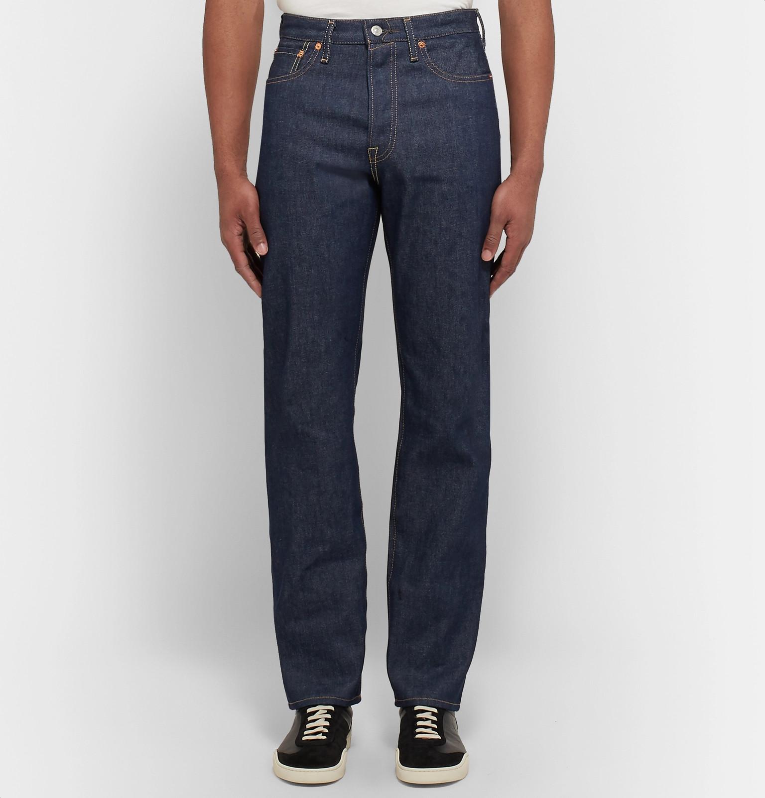 0f9afd68e34 Acne Studios - 1996 Rigid Denim Jeans