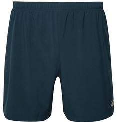 New Balance - Impact Mesh-Panelled DRY Shorts