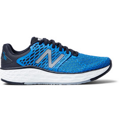 New Balance - Fresh Foam Vongo V3 Rubber-Trimmed Mesh Running Sneakers