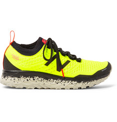 New Balance Fresh Foam Hierro V3 Rubber and Mesh Running Sneakers
