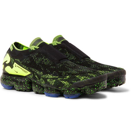 + Acronym Air Vapor Max Flyknit Moc 2 Sneakers by Nike