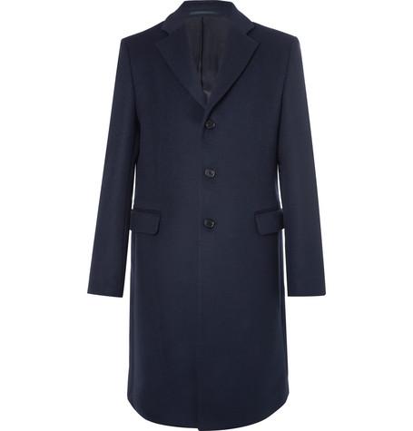 Gavin Slim Fit Wool Blend Coat by Acne Studios
