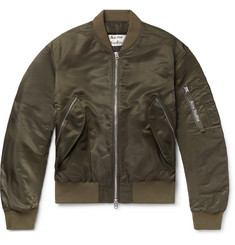 Acne Studios Makio Nylon Bomber Jacket