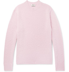 Acne Studios Peele Wool and Cashmere-Blend Sweater