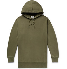 Acne Studios Fala Oversized Loopback Cotton-Jersey Hoodie