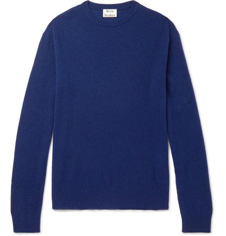 Shoptagr Wool Niale Blend Studios Acne Sweater By rar4wq