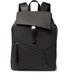 Loewe Puzzle Full-Grain Leather Backpack