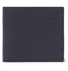 Loewe Full-Grain Leather Billfold Wallet