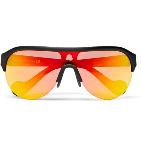 Round-frame Acatete Polarised Sunglasses