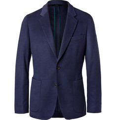 Paul Smith - Navy Soho Slim-Fit Unstructured Cashmere Blazer