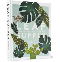 Abrams Leaf Supply: A Guide to Keeping Happy House Plants Hardcover Book