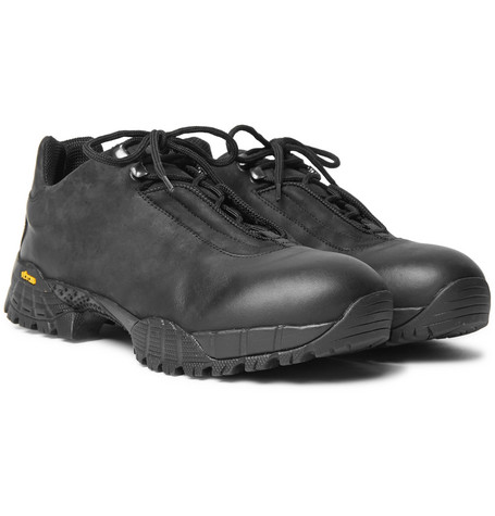 Alyx Oiled-Suede Hiking Boots - Black  b9a3319b99a