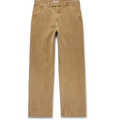 Our Legacy Cotton-Moleskin Trousers