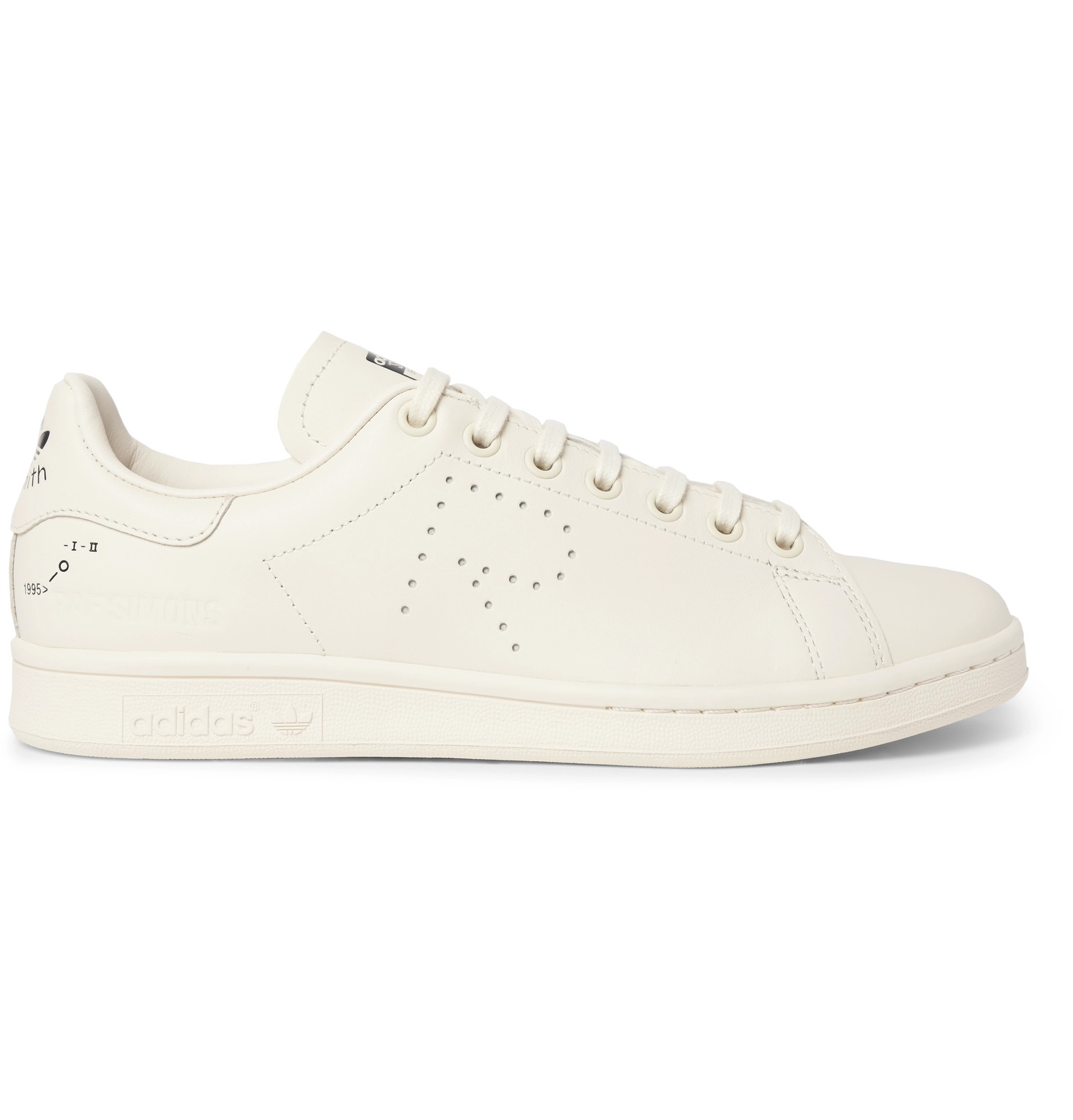 san francisco c2268 9f29c Raf Simons - + adidas Originals Stan Smith Leather Sneakers