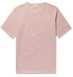 Saint Laurent - Striped Cotton T-Shirt