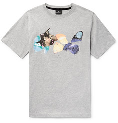 PS by Paul Smith Printed Organic Cotton-Jersey T-Shirt