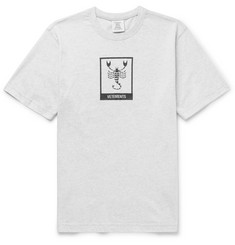 Vetements Scorpio Printed Cotton-Jersey T-Shirt