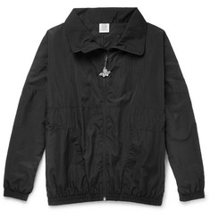 Vetements Oversized Appliquéd Shell Blouson Jacket