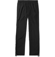Vetements Wide-Leg Drawstring Shell Trousers