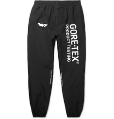 Off-White Tapered Printed GORE-TEX Trousers