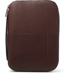 This Is Ground Mod Connoisseur Leather Tablet Case