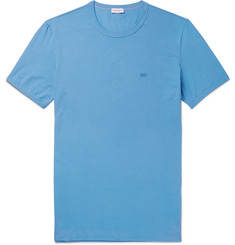 Dolce & Gabbana Pima Stretch-Cotton Jersey T-Shirt