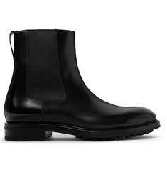 TOM FORD Stuart Leather Chelsea Boots