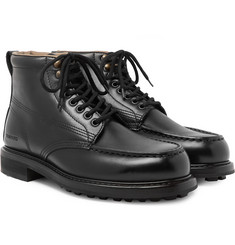 TOM FORD Cromwell Leather Hiking Boots