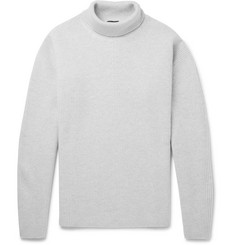 TOM FORD Ribbed Wool Rollneck Sweater
