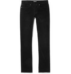 TOM FORD - Stretch-Cotton Corduroy Trousers