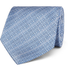 TOM FORD 8cm Textured-Silk Tie