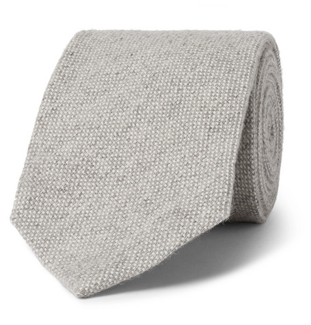 8cm Cashmere, Wool And Silk-blend Tie