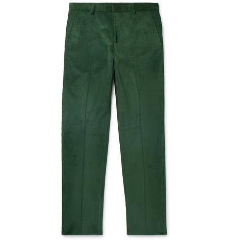 Ernest Cotton Corduroy Trousers by Joseph