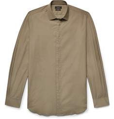 Joseph Jean Pierre Slim-Fit Cotton-Poplin Shirt