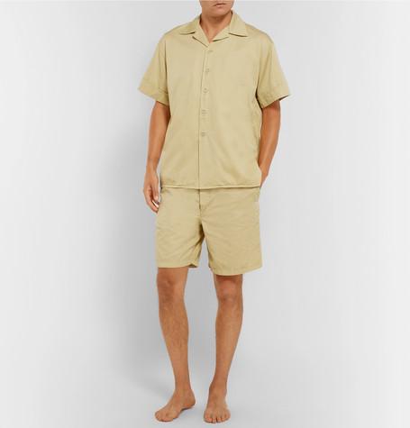 Cotton Pyjama Set by Cleverly Laundry
