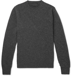 Stella McCartney Panelled Virgin Wool-Blend Sweater