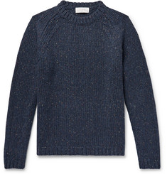 Studio Nicholson - Salvation Mélange Merino Wool-Blend Sweater