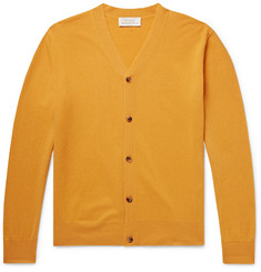 Studio Nicholson - Santo Slim-Fit Merino Wool and Cashmere-Blend Cardigan