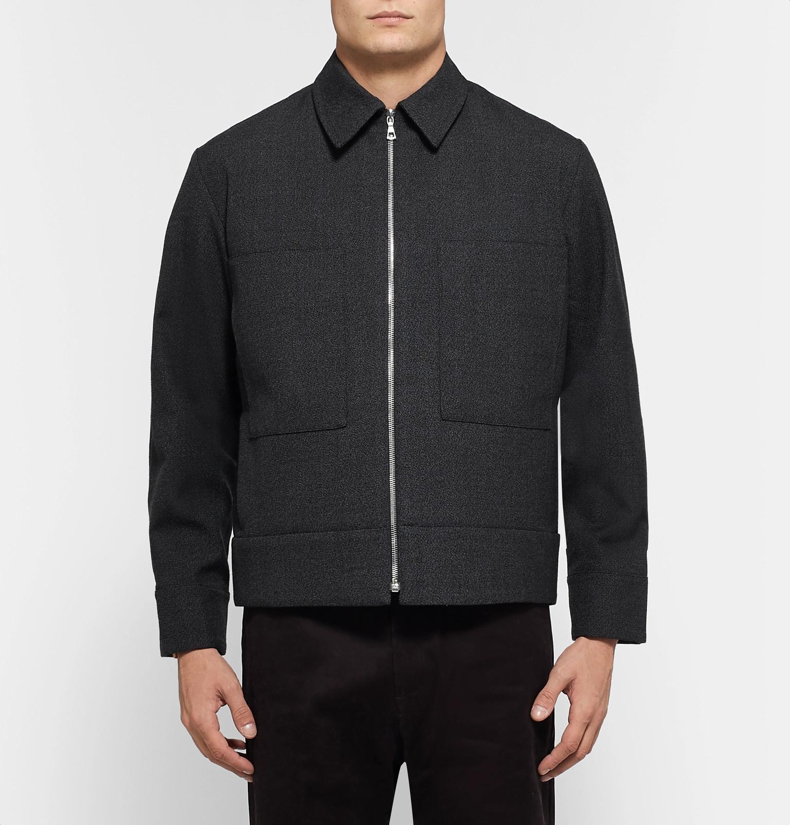 Blouson Wool Nicholsonmarquis Jacket Thornproof Studio qnAwUant