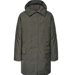 Theory Dimes Nylon Hooded Down Parka