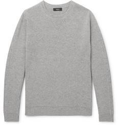 띠어리 Theory Alcos Cashmere Sweater,Gray