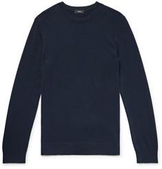 띠어리 Theory Cashmere Sweater,Navy