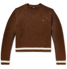 Undercover - Ribbed Wool Sweater