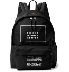 Undercover + Eastpak Printed Canvas Backpack